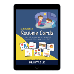 Editable Daily Routine Cards, The Ultimate Productivity Bundle 2021 Review