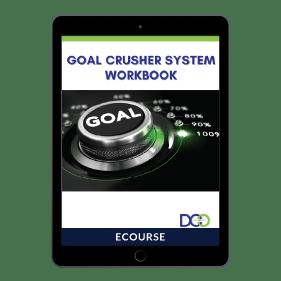 Goal Crusher System Workbook, 2021 Ultimate Productivity Bundle