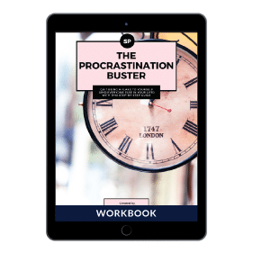 The Procrastination Buster
