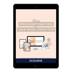 Ultimate Productivity Bundle, Stop Procrastination and Take Back Your Time