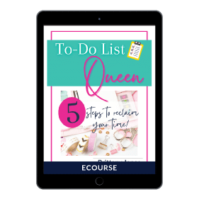 Ultimate Productivity Bundle, To-Do List Queen