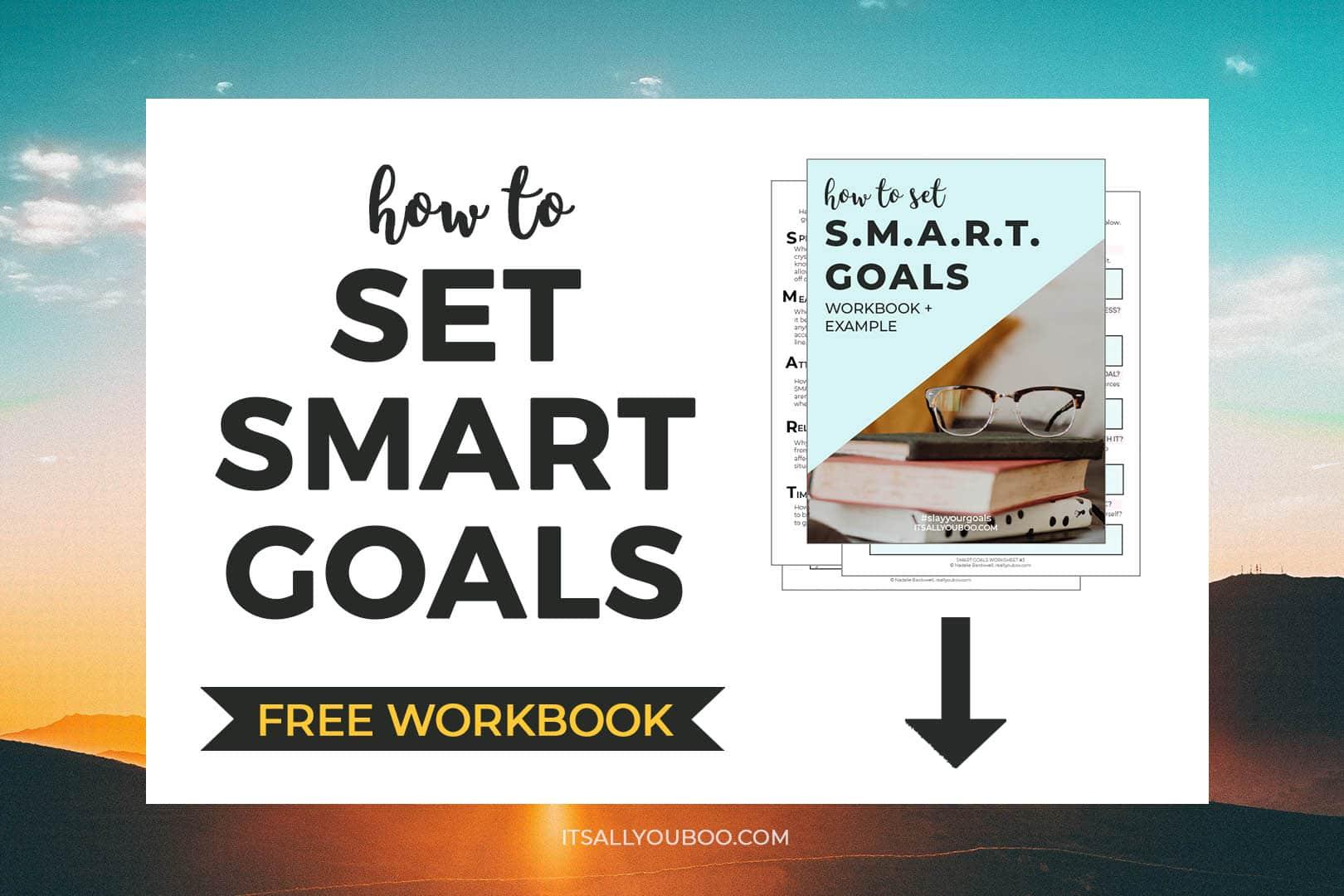 Download Free SMART Goal Worksheet