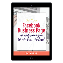 Get Your Facebook Business Page Up