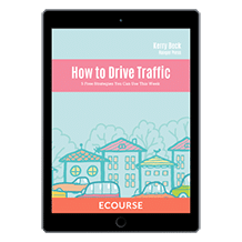 FE How to Drive Traffic to Your Website