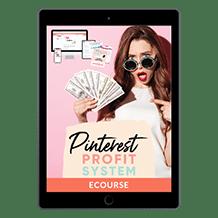 Pinterest Profit System