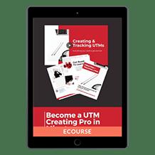 UTM Creation Video + Workbook