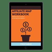Affiliate Map Workbook