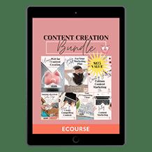 Content Creation Bundle