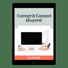 Convert + Connect Blueprint