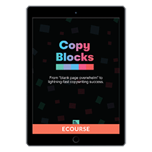 Copy Blocks