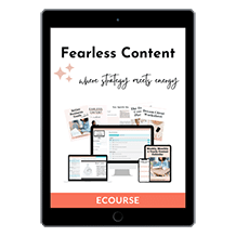 Fearless Content