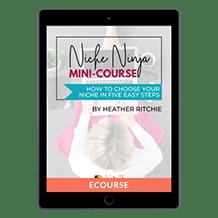 The Niche Ninja Mini-Course