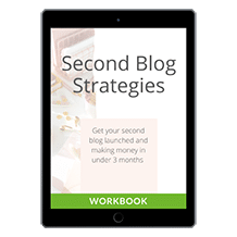 Second Blog Strategies