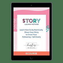 Story Launch Method