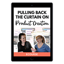 Pull Back the Curtain on Product Creation