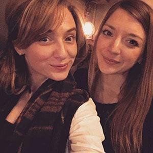 Lauren and Zara