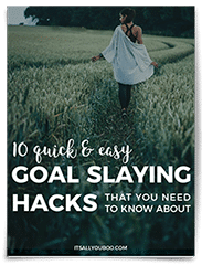 Goal Slaying Hacks eBook
