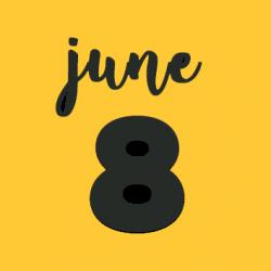 june 8